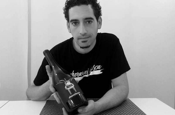 Christian Postigo de LA ALVAROTECA, mejor sumiller de Málaga (3)